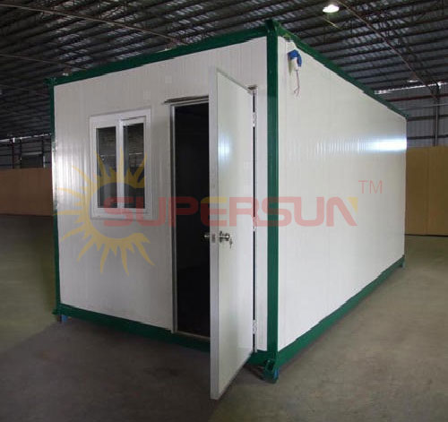 PUF container office